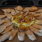 Chilli-Pecan Camembert